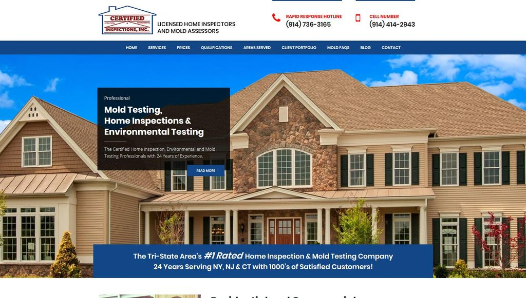 Certified Inspections, Inc