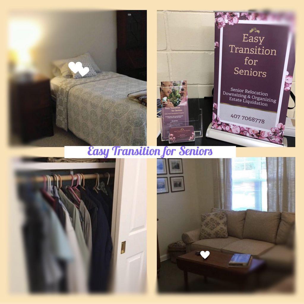 Downsizing & Senior Relocation