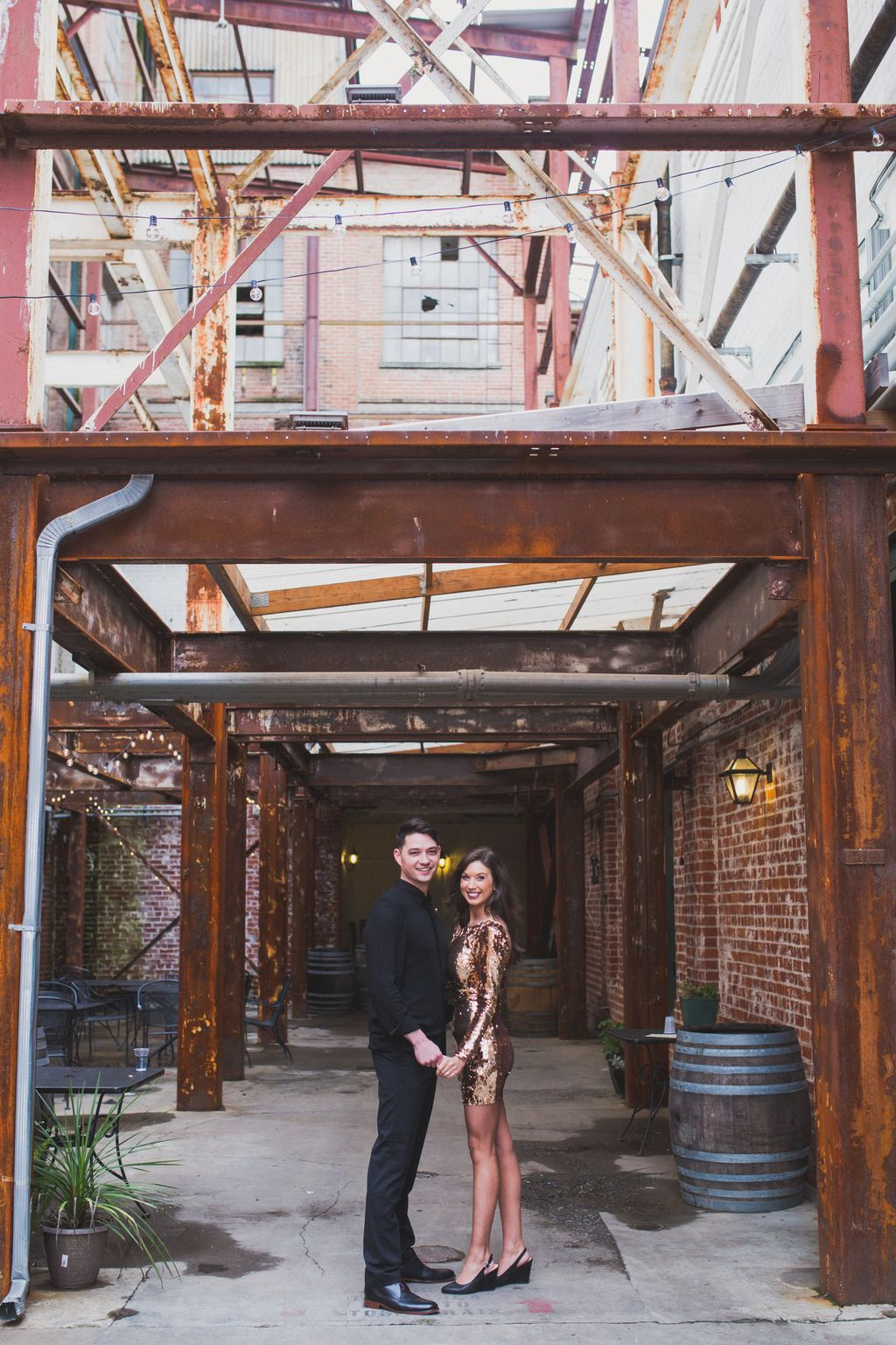 Old Sugar Mill Engagement