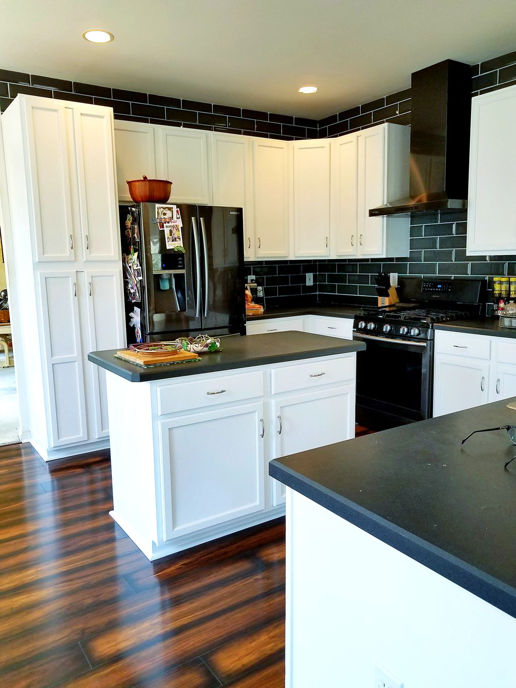 Arcaini Kitchen Makeover