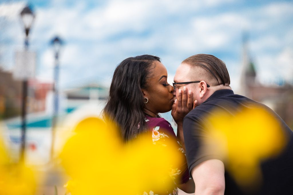 Fell's Point, Baltimore Engagement