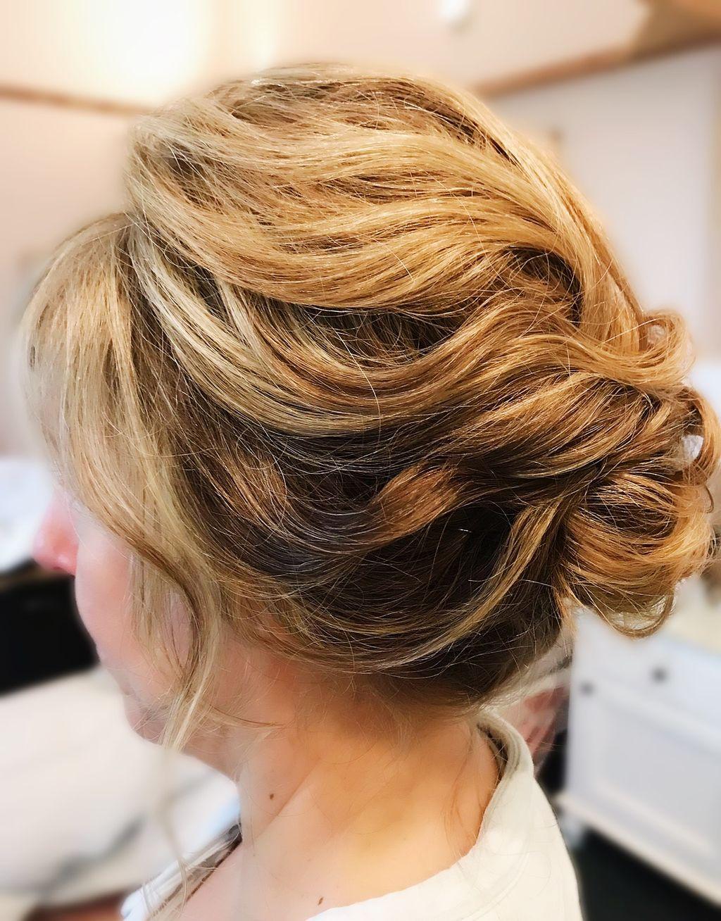 Hair by Christine Hernandez