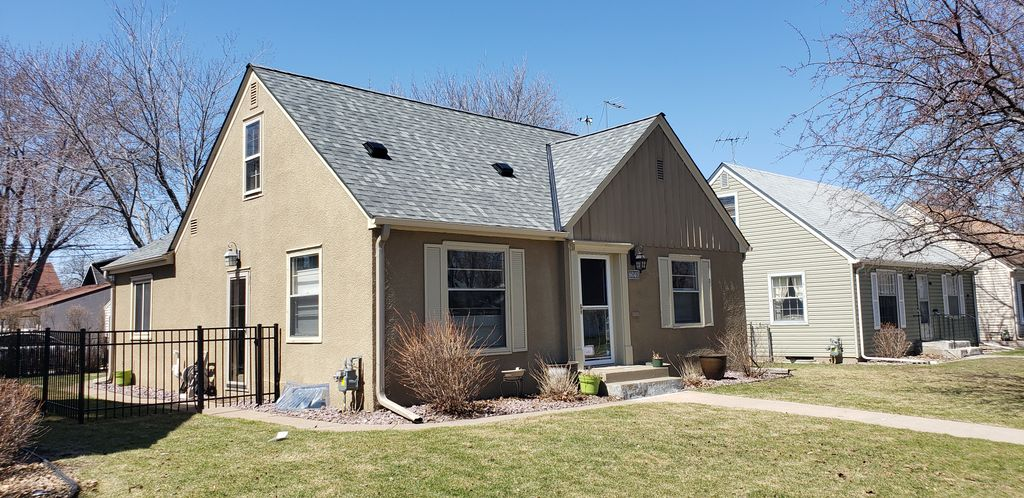 Minneapolis Re-roof
