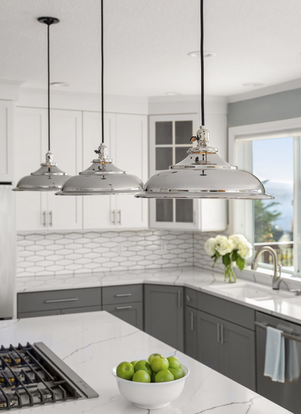 A Dream Kitchen For Entertaining and Family