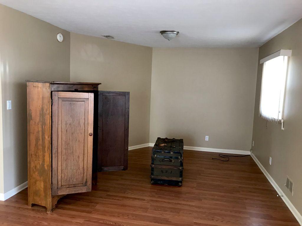 Rental home transformed