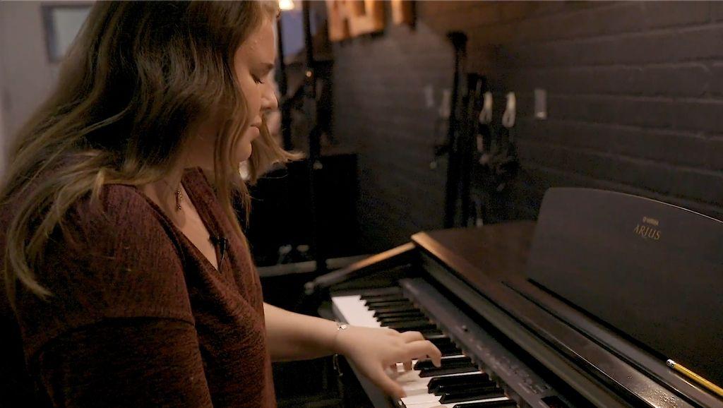 Music Student Mini-Documentary Films