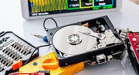 Data Recovery Service - Castle Rock 2019