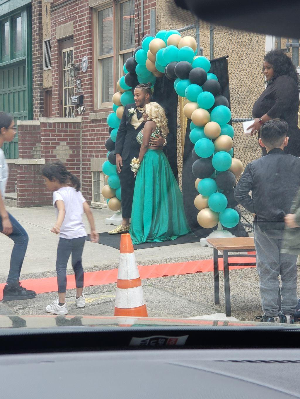 Prom day in Philadelphia