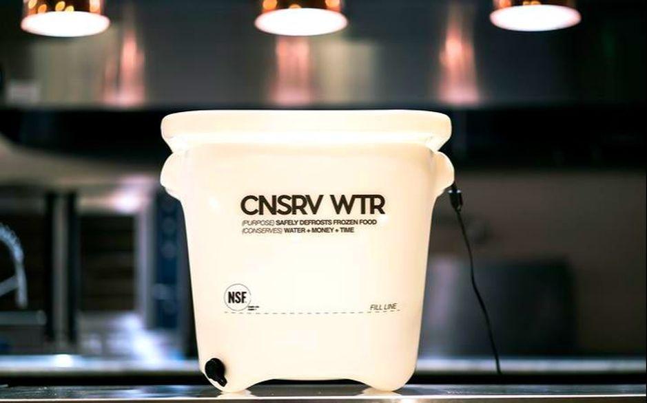 CNSRV Water Food Defroster