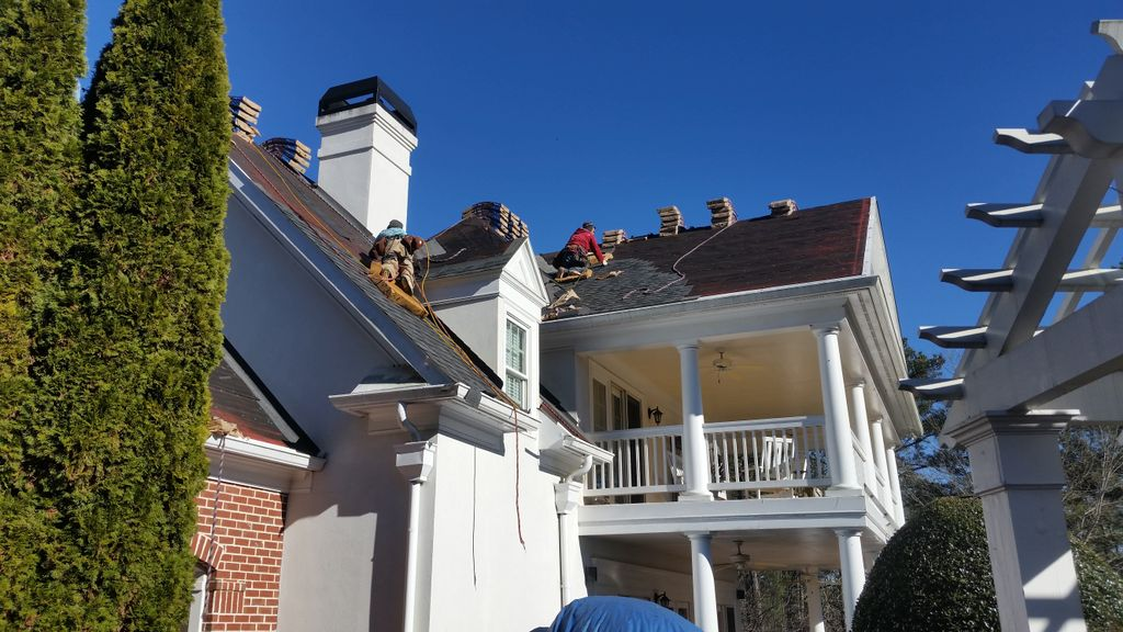 Roswell Re-Roof