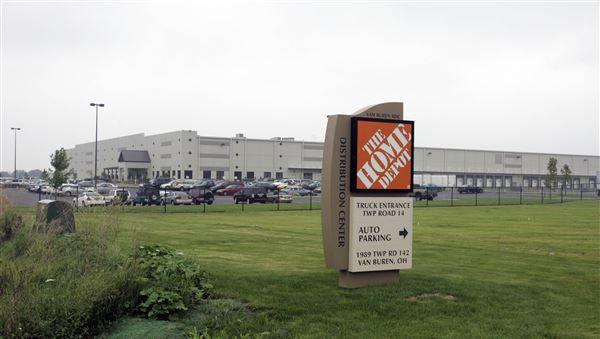Home Depot Distribution Center, McDonough, GA 30253