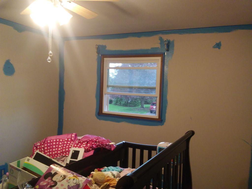 Mario Yepez Daughter's Room