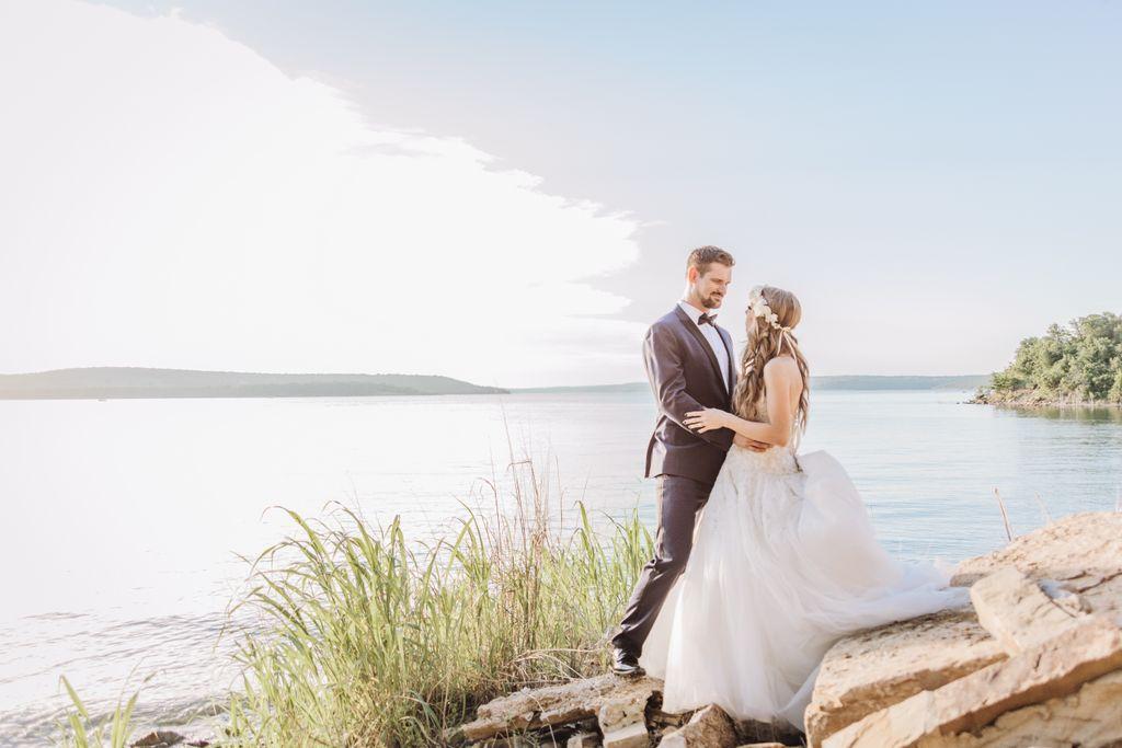 THE SPRINGS Wedding in Oklahoma