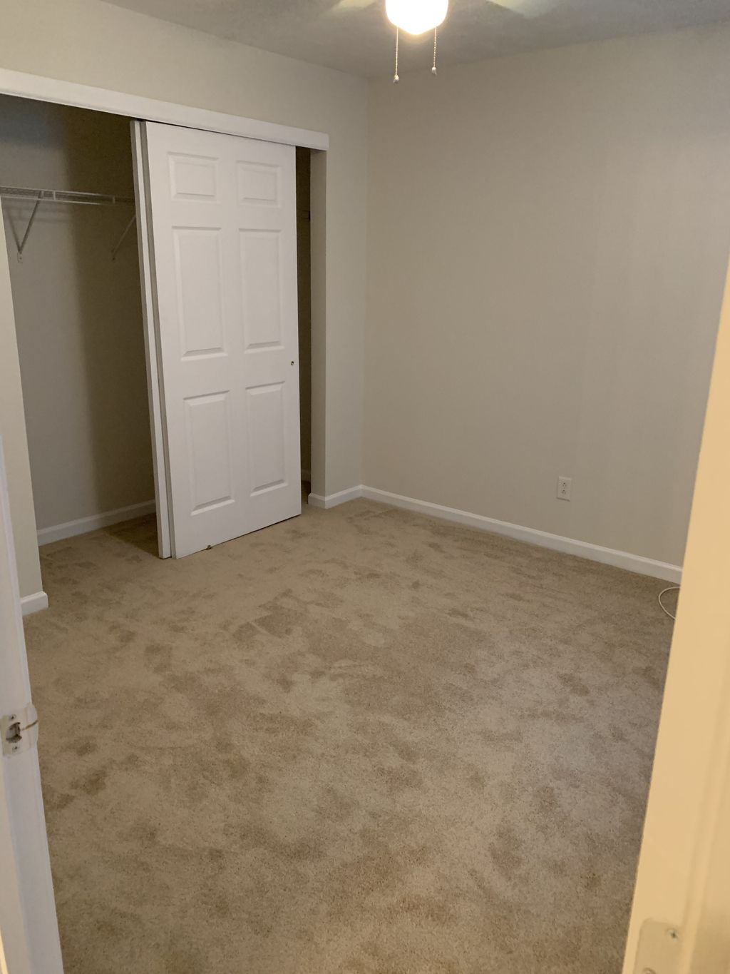 Interior painting, carpet, back splash ,laminate floor