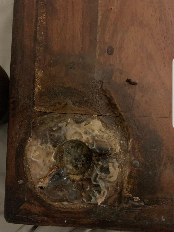 Furniture Repair - Tracy 2019