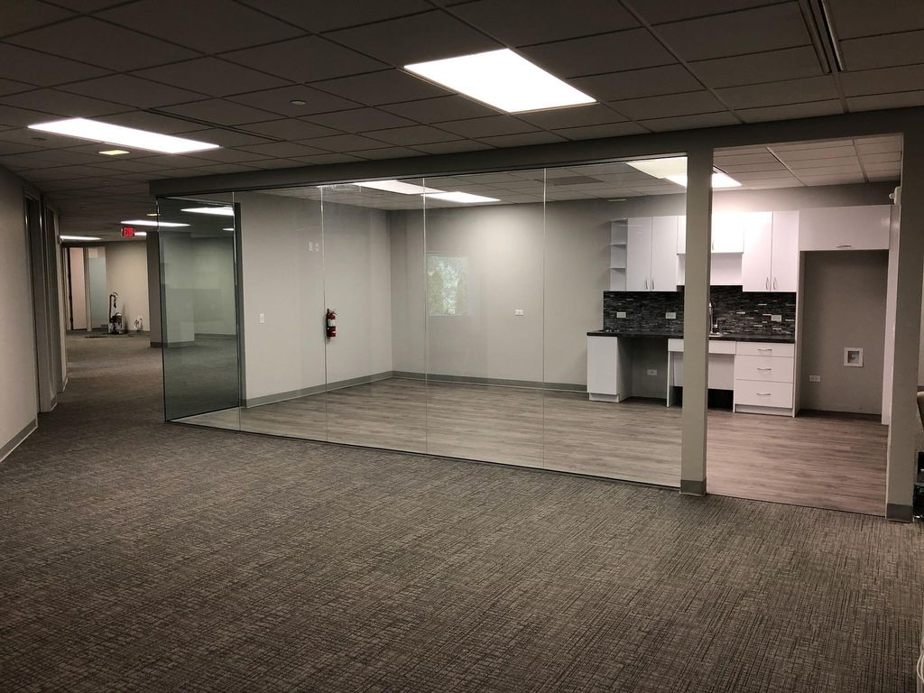 Partitions offices