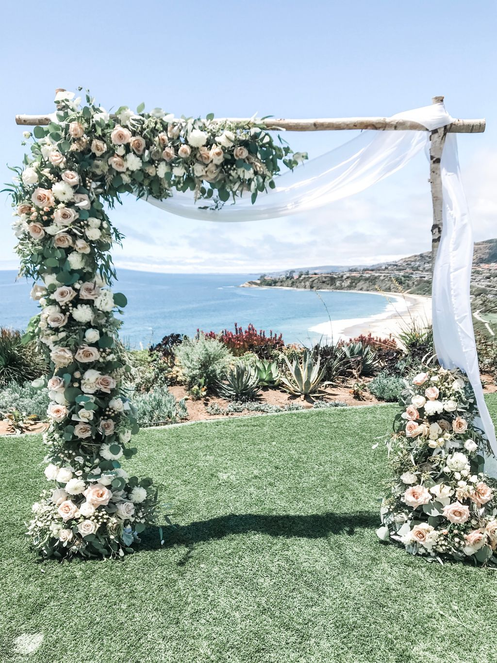 Ceremony Arch, Ritz Carlton