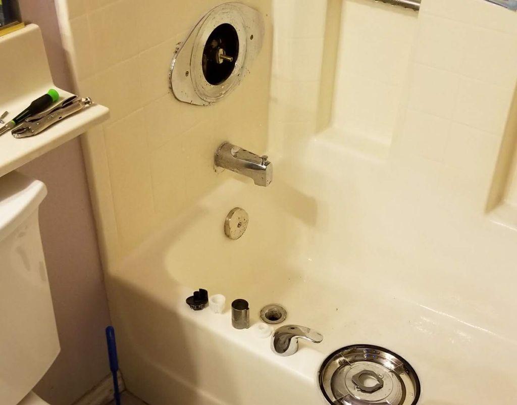 Shower Water Valve