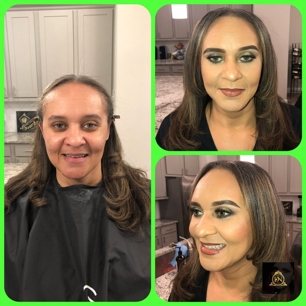 makeup looks from soft to super glam of all ages