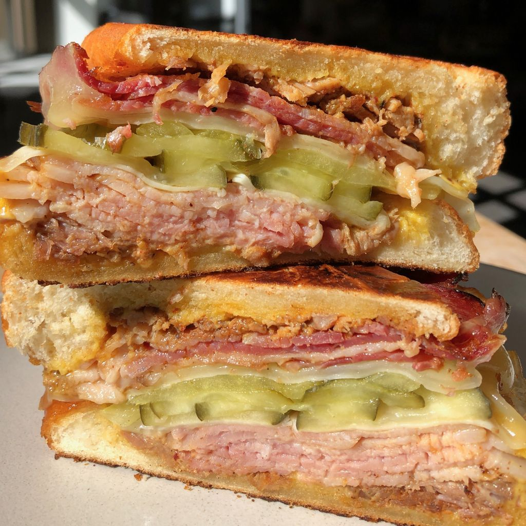 Photo of cuban sandwich