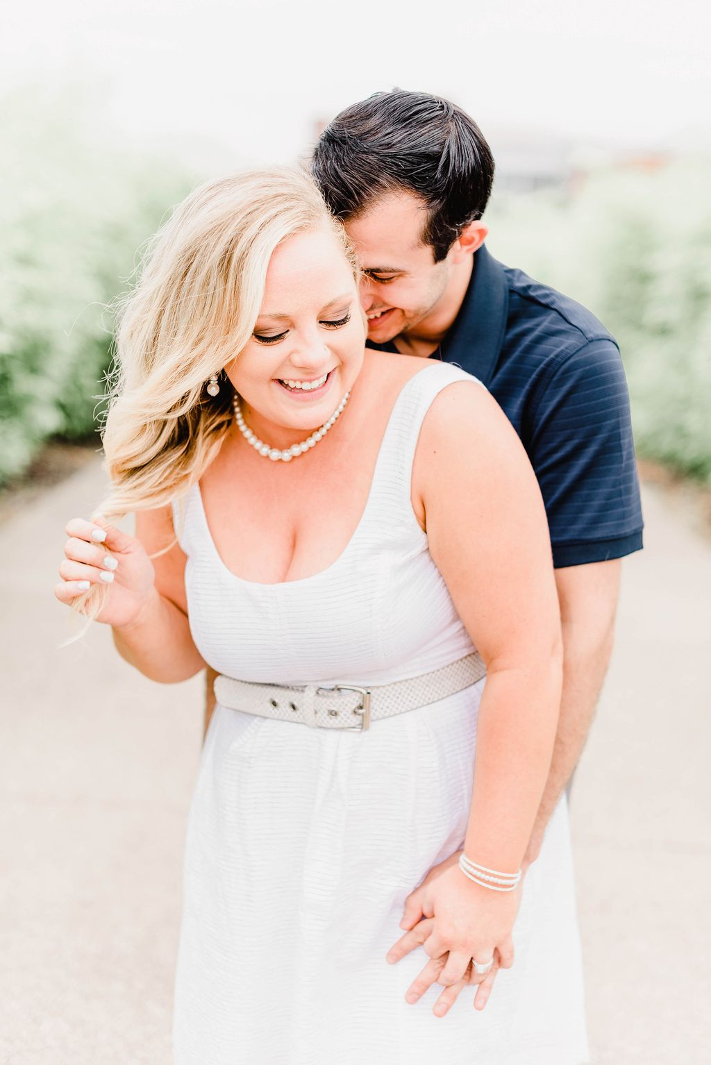 Heather and Vinny Engagement Session