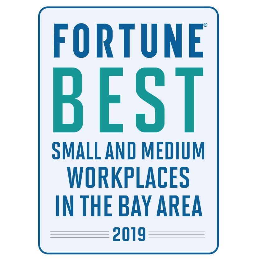 Fortune 100 best medium workplaces