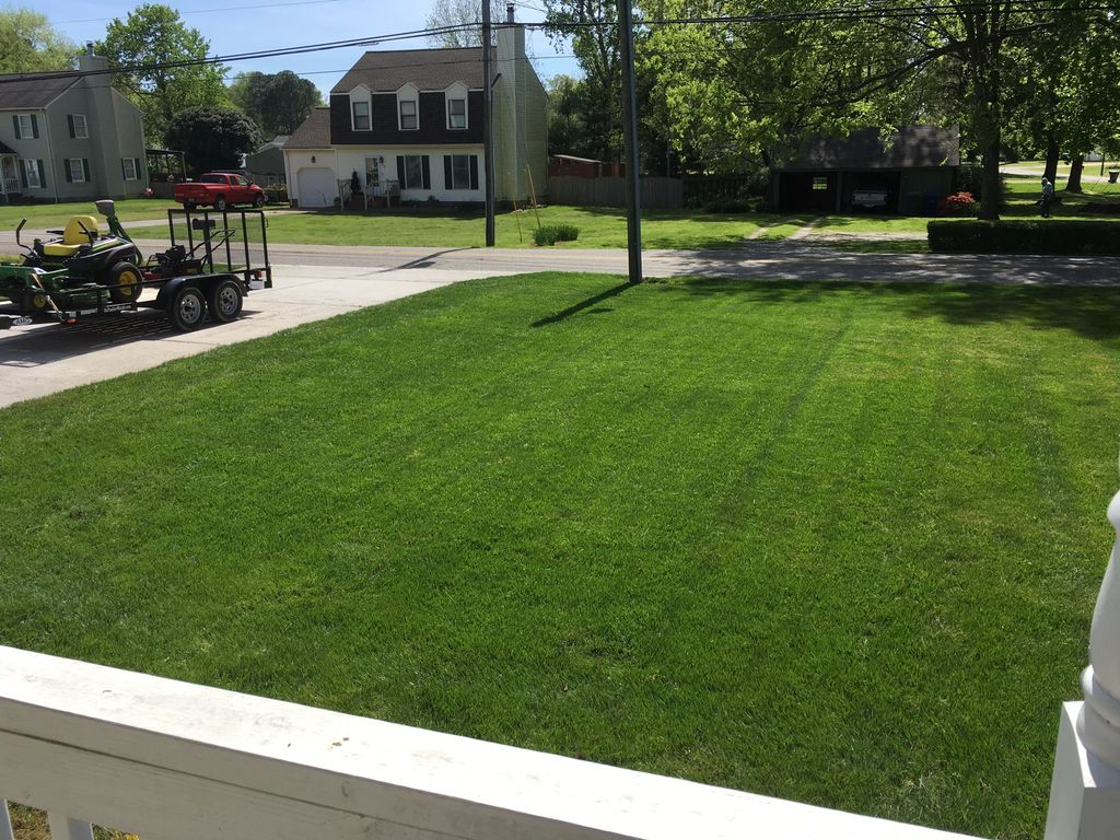 Lawn Maintenance and turf applications