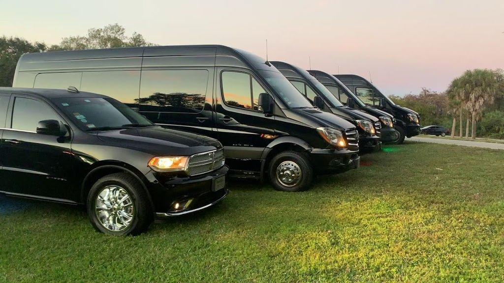 Party Bus Rental - Jupiter 2019