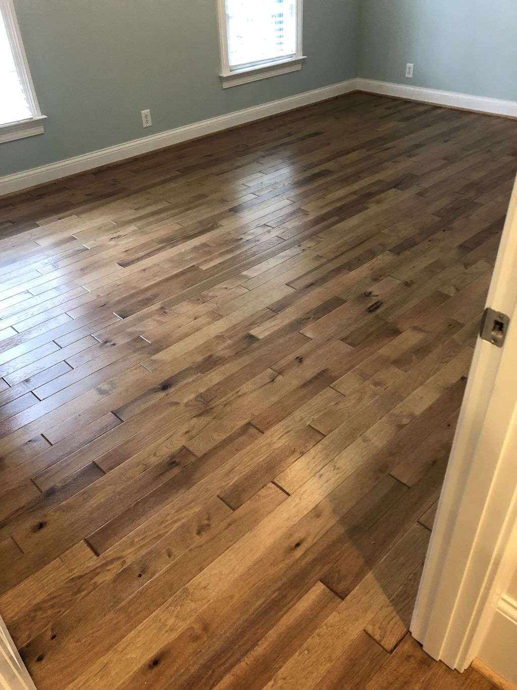 Enclave Subdivision Prefinished Solid Hickory