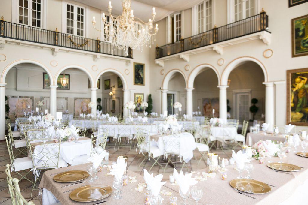 Wedding at Grand Island Mansion
