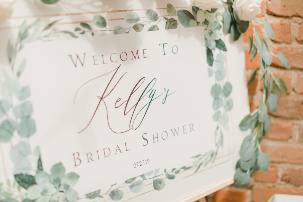 Brunch Bridal Shower