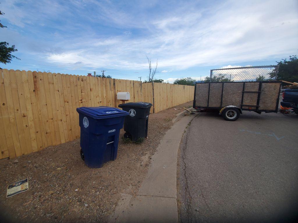Fence and Gate Installation - Albuquerque 2019