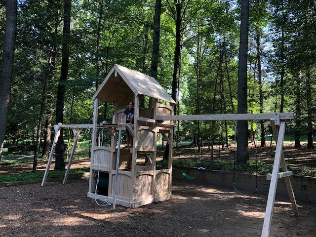Play Equipment Construction and Assembly - Vienna 2019