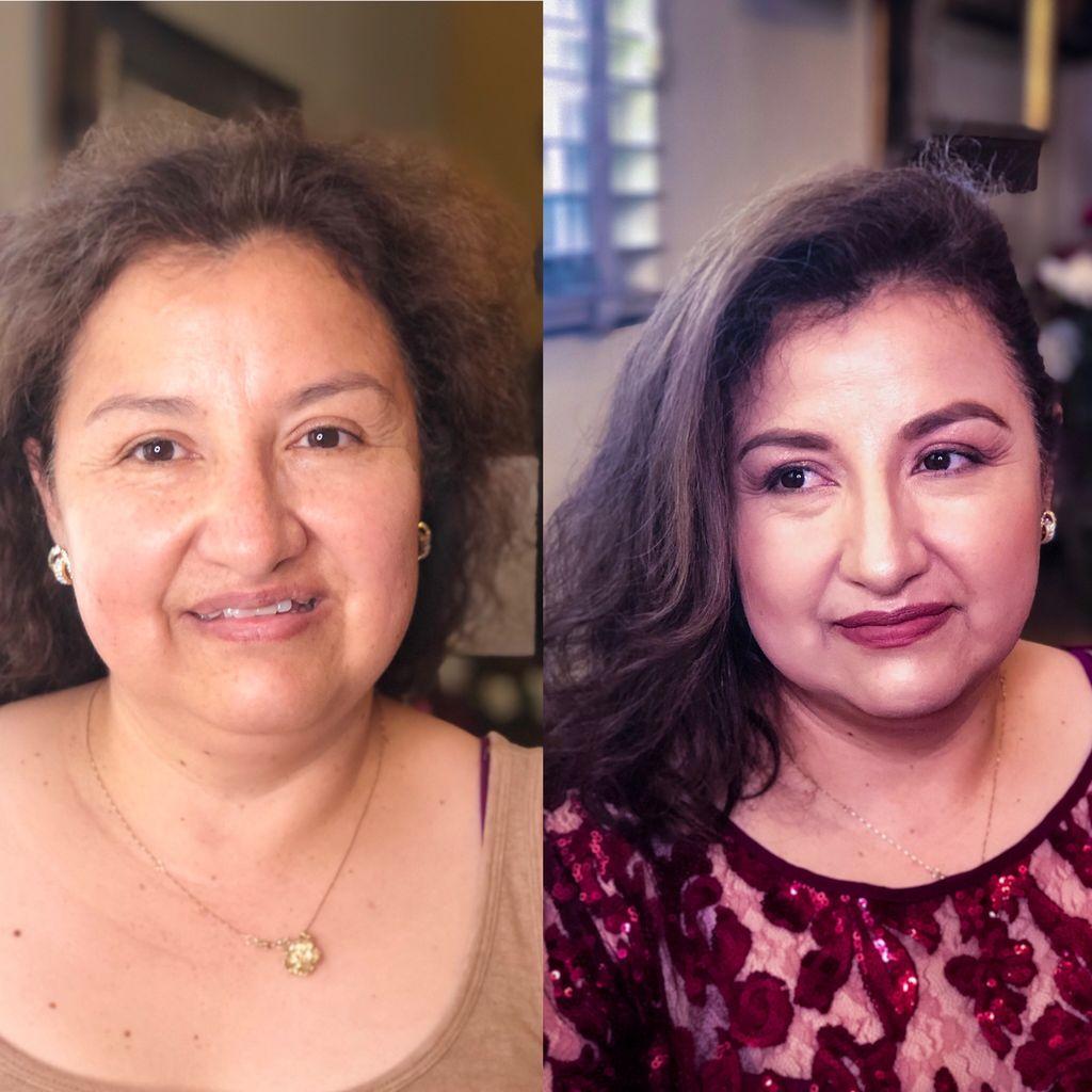 Wedding and Event Makeup - Costa Mesa 2019
