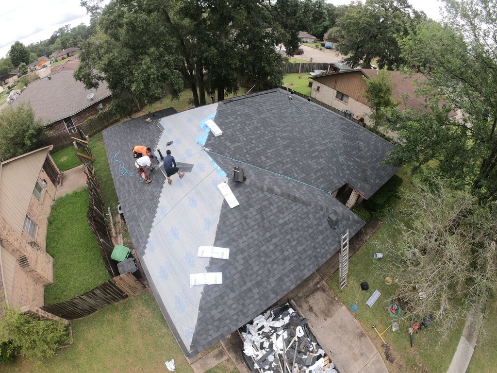 Roof Installation or Replacement - Houston 2019