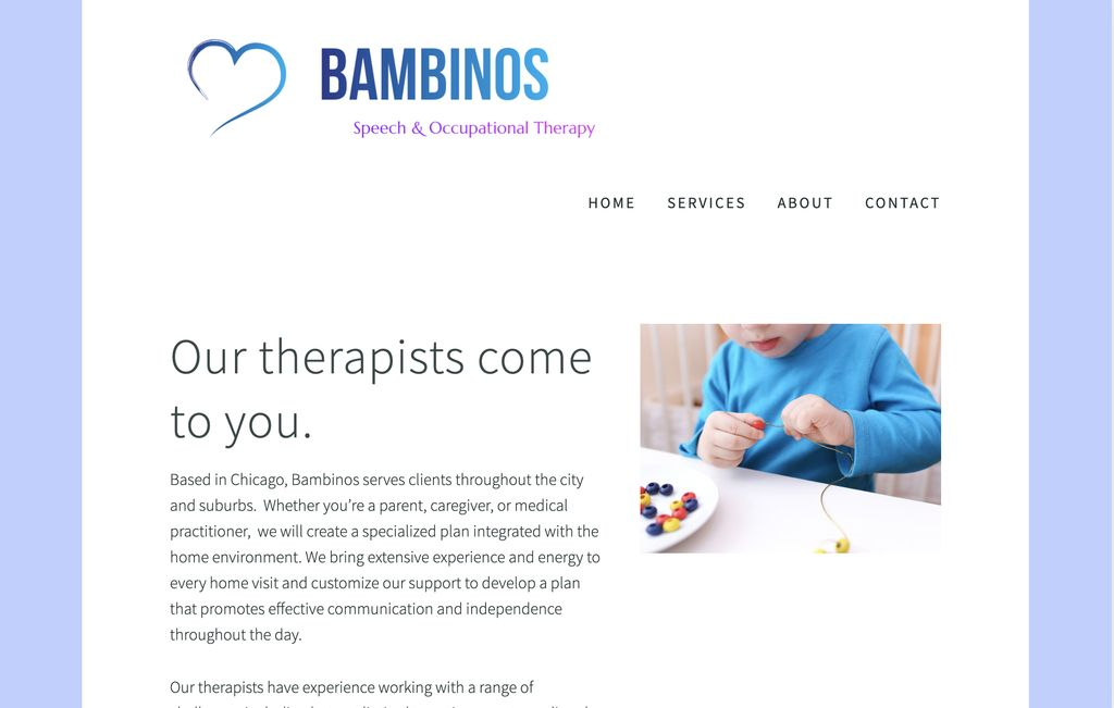 Bambinos - after and before