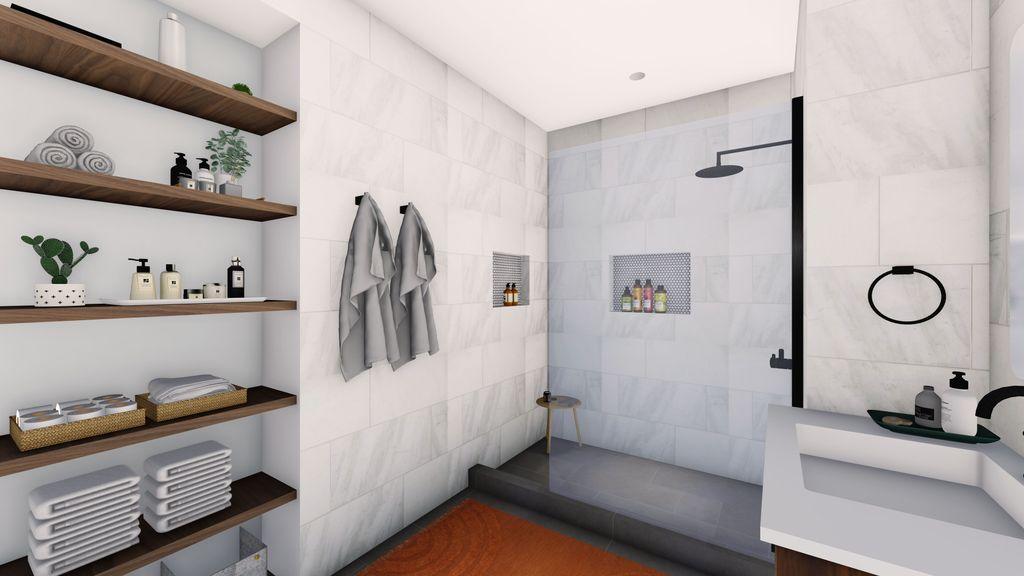 Condo Bathroom Reno