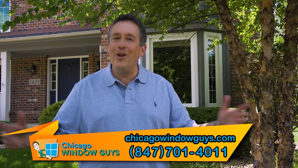 Chicago Window Guys Commercial