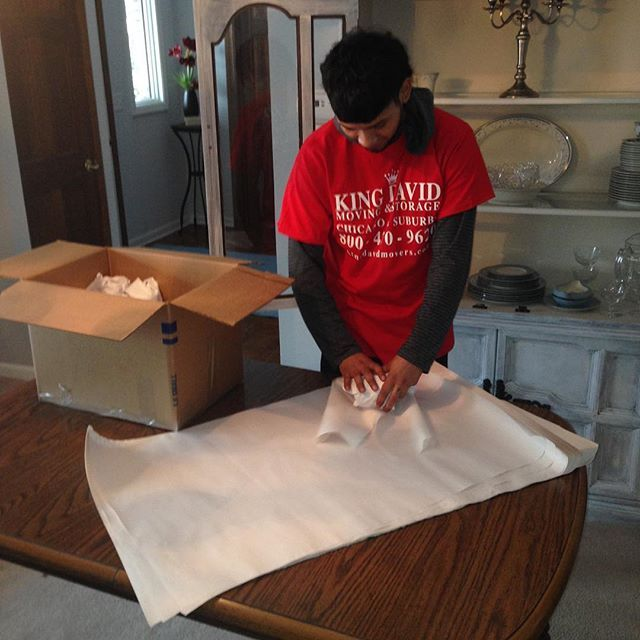 Professional Moving packing & wrapping