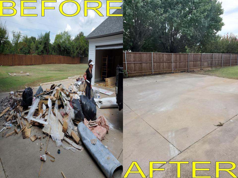 Remodel Clean Up
