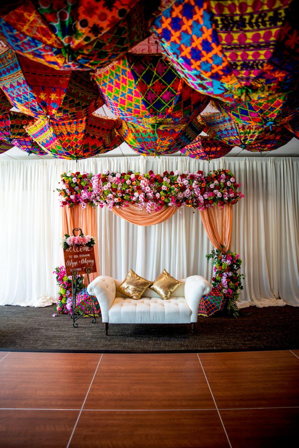 Ashna & Ashray's Engagement