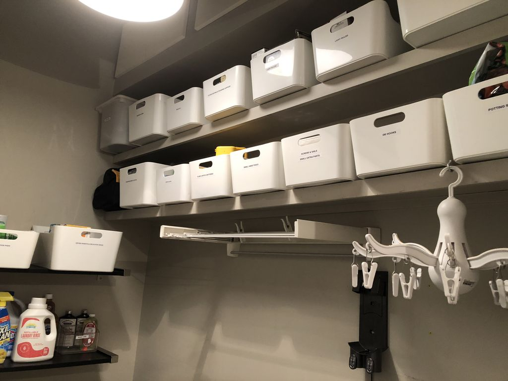Laundry and Utility space