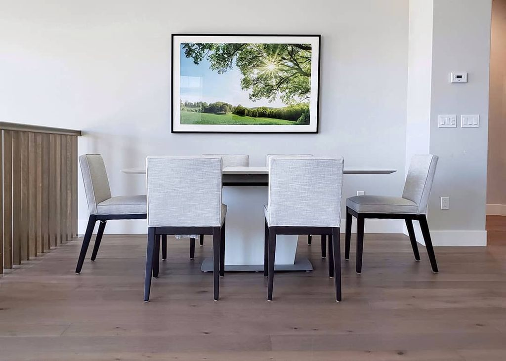 Open Dining Space