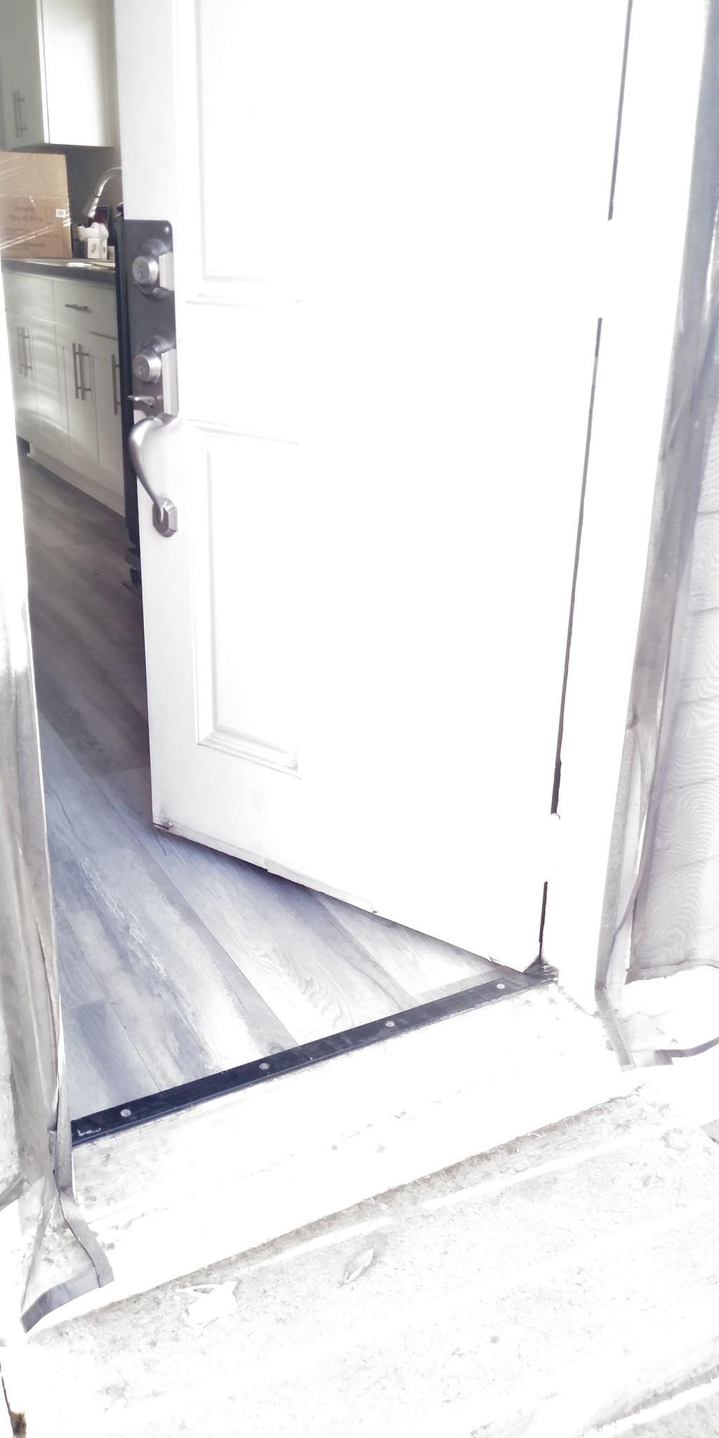 Doggie Door Installation